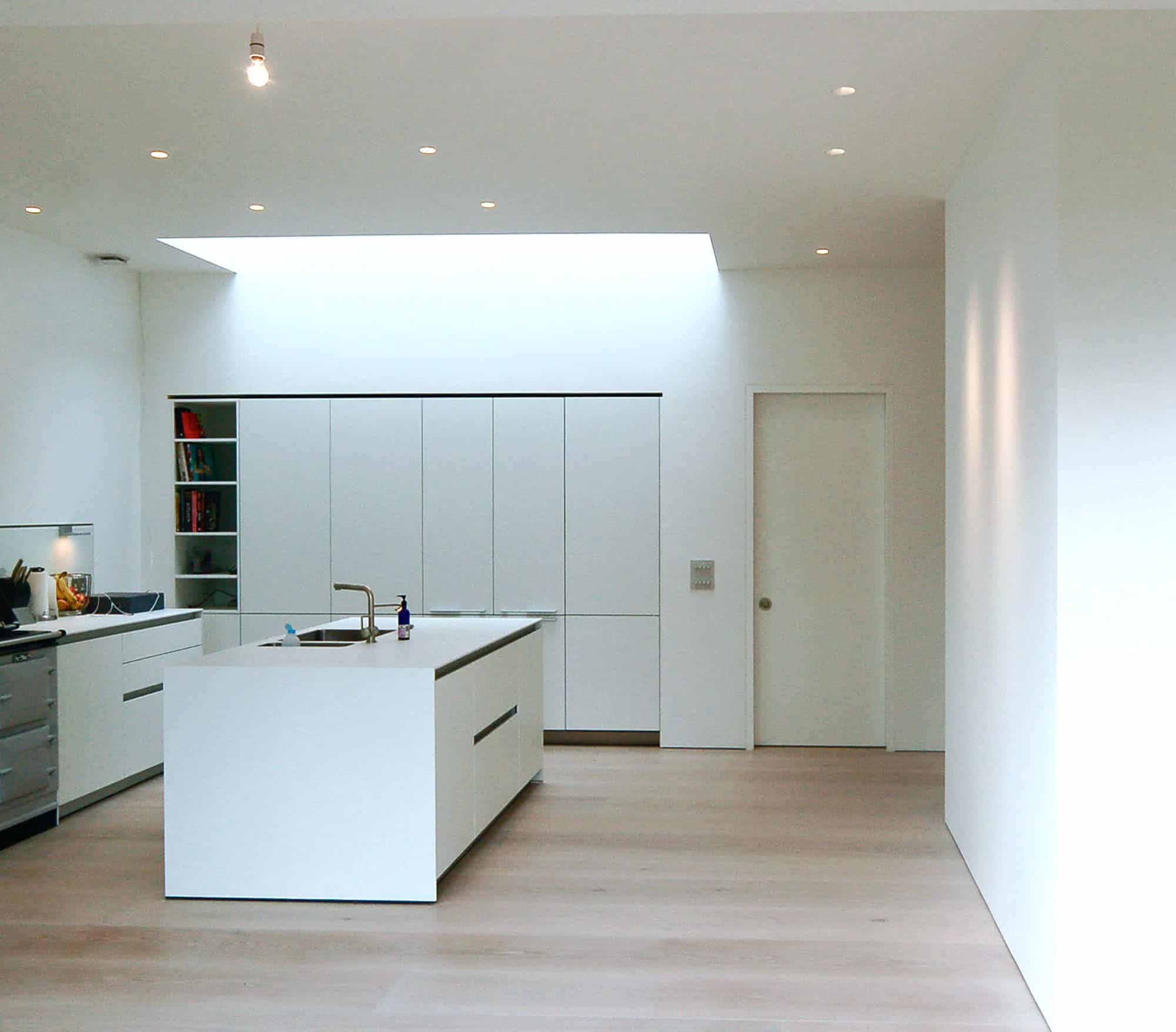 Kitchen Flooring Aberdeen: Emmett Russell Architects
