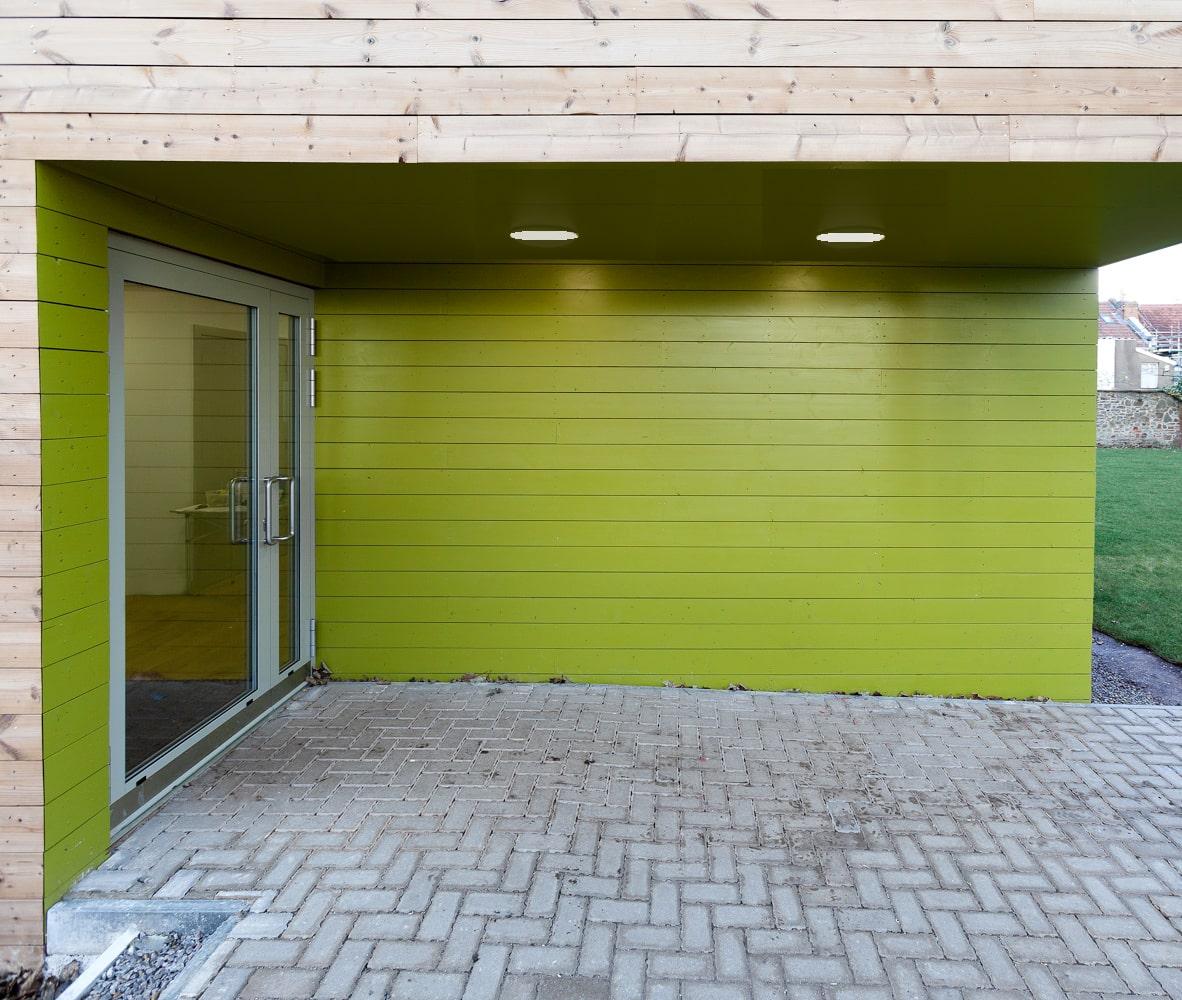Ashington Group Meeting Hut: Emmett Russell Architects